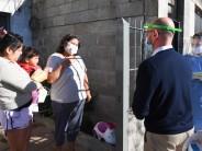 Barrios Unidos: operativo entre el Municipio y el Hospital Cordero para prevenir el coronavirus y el dengue