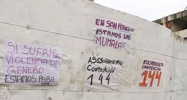 #3J #EmergenciaNiUnaMenos