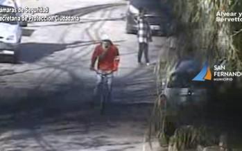 Detienen a una persona por asaltar a una mujer en Libertador y 25 de Mayo
