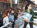 COVID-19: campaña solidaria de la comunidad ampliada San Andrés