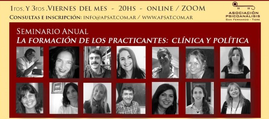 Nuevo encuentro del seminario anual organizado por la APSaT