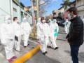 Operativos de detección de coronavirus en el barrio Jacobé