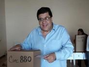 El concejal Augusto Briceño confirmó que tiene Coronavirus