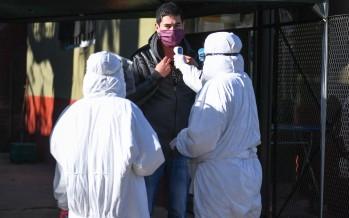 """Operativo Detectar en barrio Alsina: """"Cuidarse es una responsabilidad personal"""""""