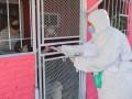 Operativo de detección de coronavirus en San Rafael