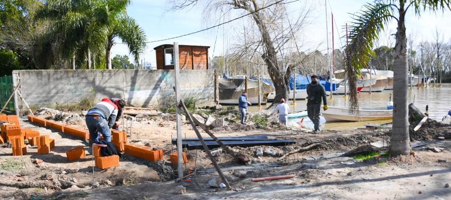 Nuevo Muelle Público Municipal para vecinos isleños