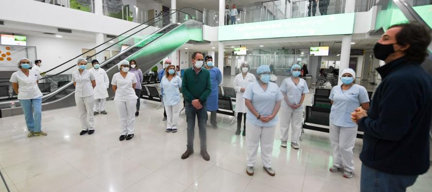 Se conmemoró el Día de San Cayetano en el Hospital Municipal