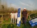Entrega de motodesmalezadoras a productores del Delta