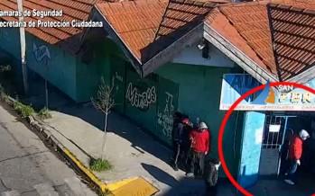 French y Miguel Cané: detuvieron a cuatro personas por robar bebidas alcohólicas de un supermercado