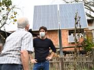 Energía sustentable: se instalaron paneles solares en la tercera sección del Delta