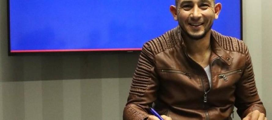El Chino Luna renovó su contrato por un año con el Matador