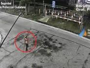 Carupá: detienen a un ladrón de varillas de hierro