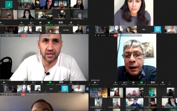 Memorias del conversatorio por el Día Internacional del Detenido-Desaparecido