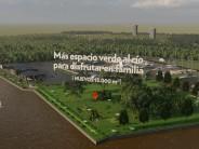 Este sábado se inauguran las nuevas dos hectáreas del Parque Náutico