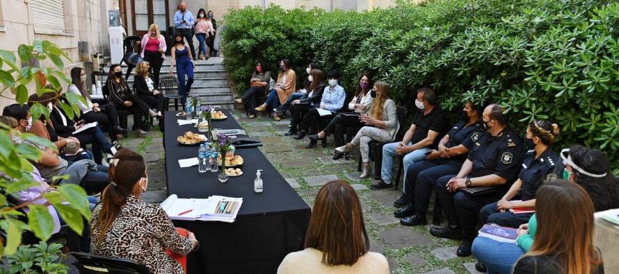 La Mesa de Género mantuvo un segundo encuentro para tratar la violencia machista