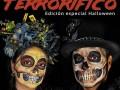 """El Taller de Maquillaje del Municipio realiza el concurso """"Terrorífico"""""""
