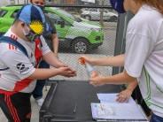 Se retomaron las actividades para personas con discapacidad en los polideportivos