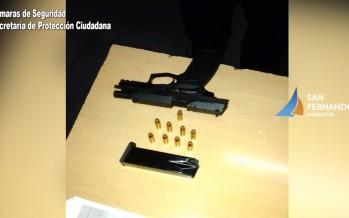 Detienen a una persona en Pascuala de Uncal y 25 de Mayo por eludir un control policial y estar armado