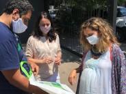 """Agustina Ciarletta: """"Es fundamental que los vecinos participen y sean escuchados por la gestión"""""""