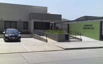 """Se inauguran la Fiscalía y Comisaría de la Mujer """"Carolina Aló"""" en honor a la joven asesinada de 113 puñaladas"""