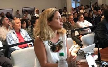 """Agustina Ciarletta: """"Los sanfernandinos se merecen que los políticos les rindamos cuentas"""""""