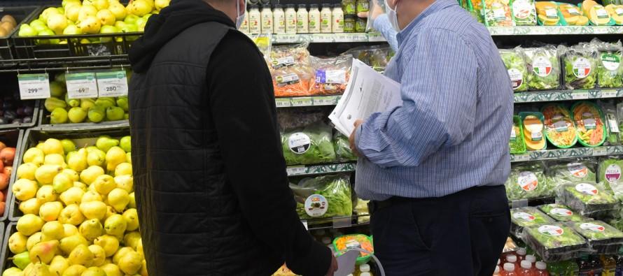 Refuerzan el control de precios en comercios de nuestra ciudad