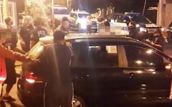 Villa Hall: secuestraron vehículos y detuvieron a tres personas por drogas