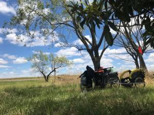 Bicicleta de Tigre a Misiones