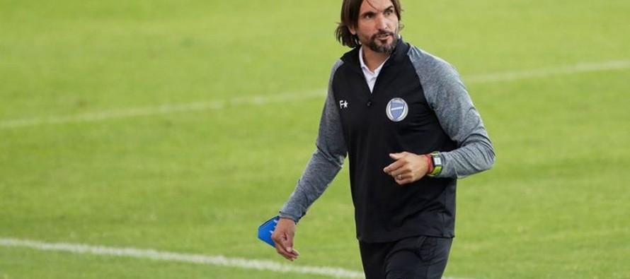 Tigre entrena con nuevo director técnico