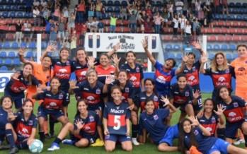 Futbol femenino: el año de las Matadoras