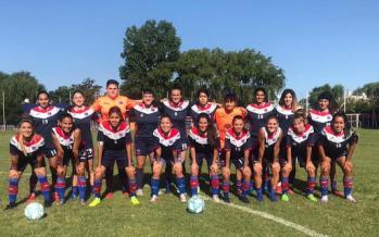 """""""Profe, lo único que me interesa es jugar a la pelota"""", la experiencia del Colo Maiola al frente del fútbol femenino de Tigre"""