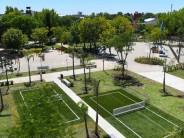 Cómo quedó la plaza San Pablo tras la renovación