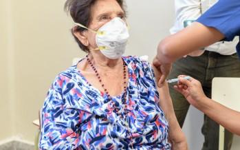 Continúa la vacunación contra el Covid-19 en nuestra ciudad
