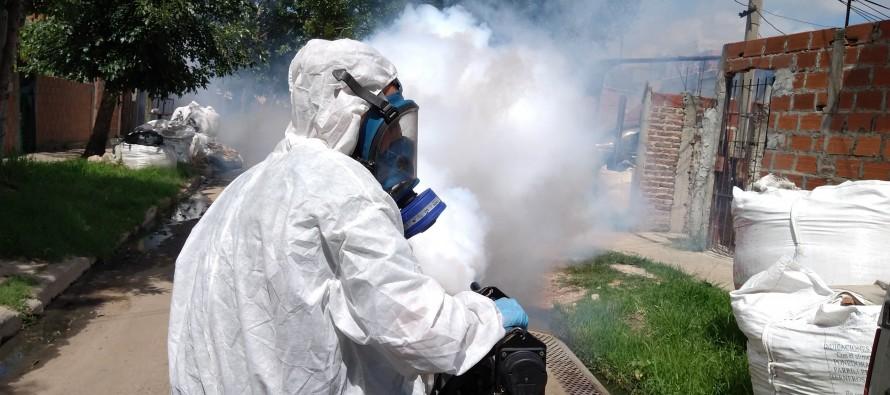 Operativos de prevención contra el dengue y mosquitos en nuestra ciudad