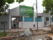 Avanza la obra de renovación del Jardín Nº 931