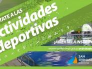 Comenzó la inscripción online para las actividades deportivas anuales
