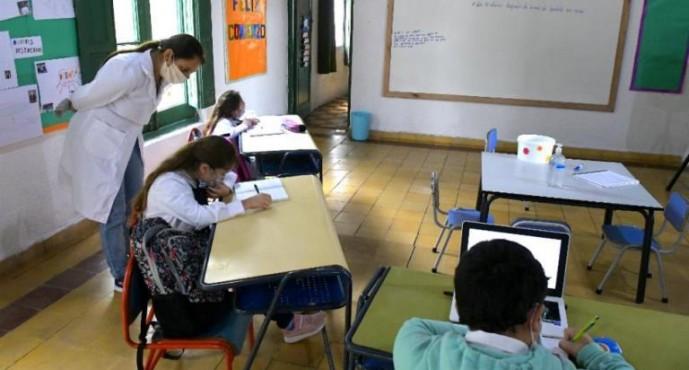 """Pamela Ortiz sobre el regreso presencial a clases: """"Hay que garantizar las condiciones para que eso pueda suceder"""""""