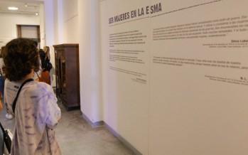 En el Día de la Mujer el Municipio inauguró la muestra Ser Mujeres en la ESMA