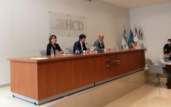 Andreotti abrió las sesiones del Concejo Deliberante y anunció obras para el año