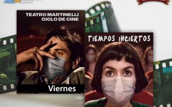 Ciclo de cine en el Teatro Martinelli