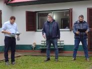 El ministro de Desarrollo Agrario visitó las instalaciones de INTA Delta del Paraná