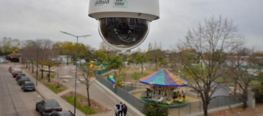 Nuevas cámaras de seguridad en el barrio Infico