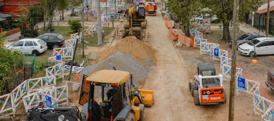 Avanzan las obras complementarias para la construcción del túnel de Sobremonte