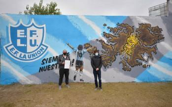 El Club La Unión del barrio Aviación fue reconocido como Entidad de Bien Público