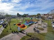 Se inauguró la nueva Plaza del Barrio San Martín