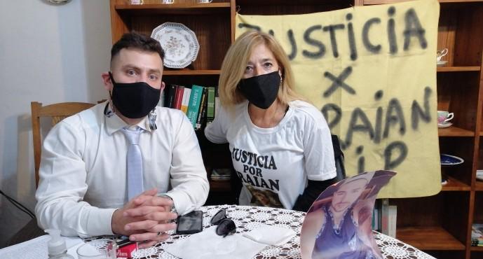 """La madre de Braian Fillip sobre la liberación de Zunino: """"Es una enorme injusticia"""""""