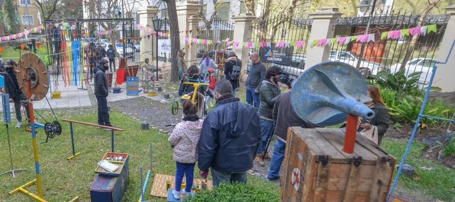 Comenzaron en nuestra ciudad las actividades culturales de las vacaciones de invierno