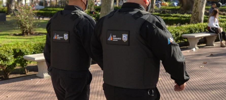 Entregaron chalecos antibalas a los agentes de Protección Ciudadana