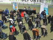 Entregaron escrituras de viviendas a 118 familias del barrio Mil Viviendas