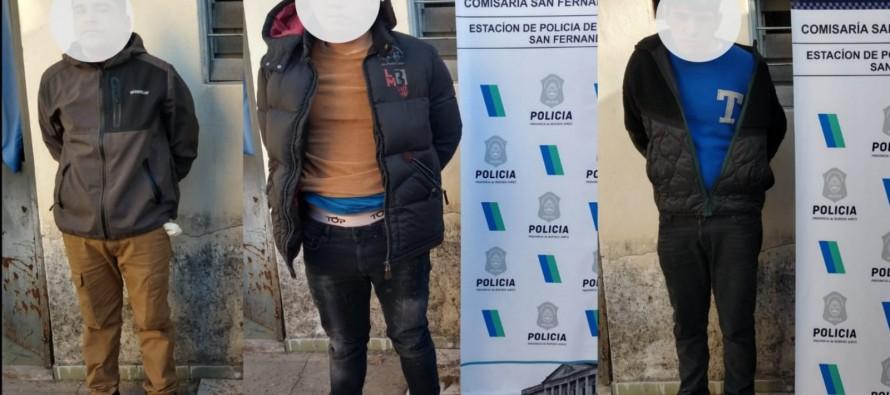 Desarticularon una banda que robó varias casas de nuestra ciudad